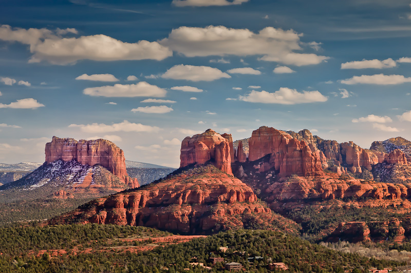 The Red Rock Country of North Central Arizona