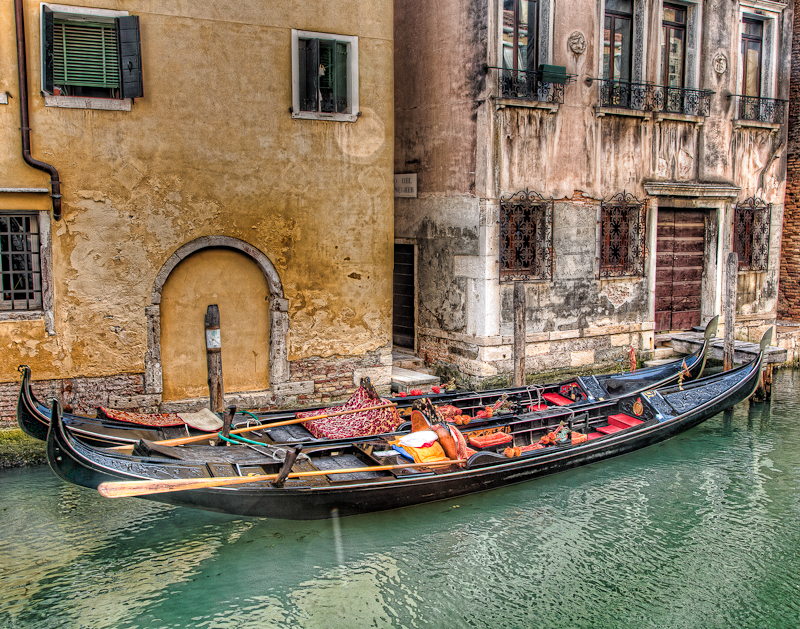 Siesta Time in Venice