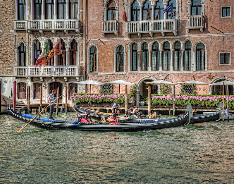 Touring the Grand Canal