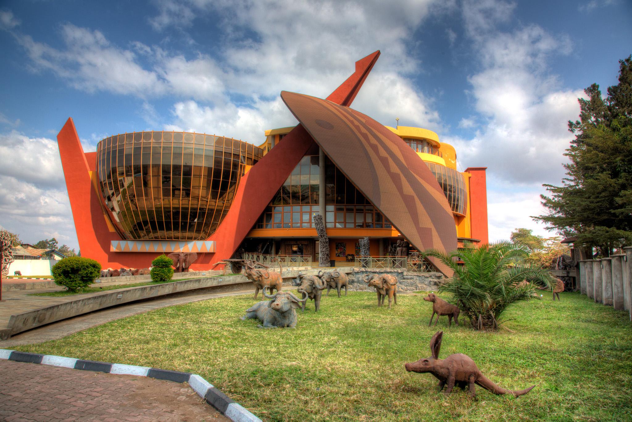Arusha Cultrual Heritage Center