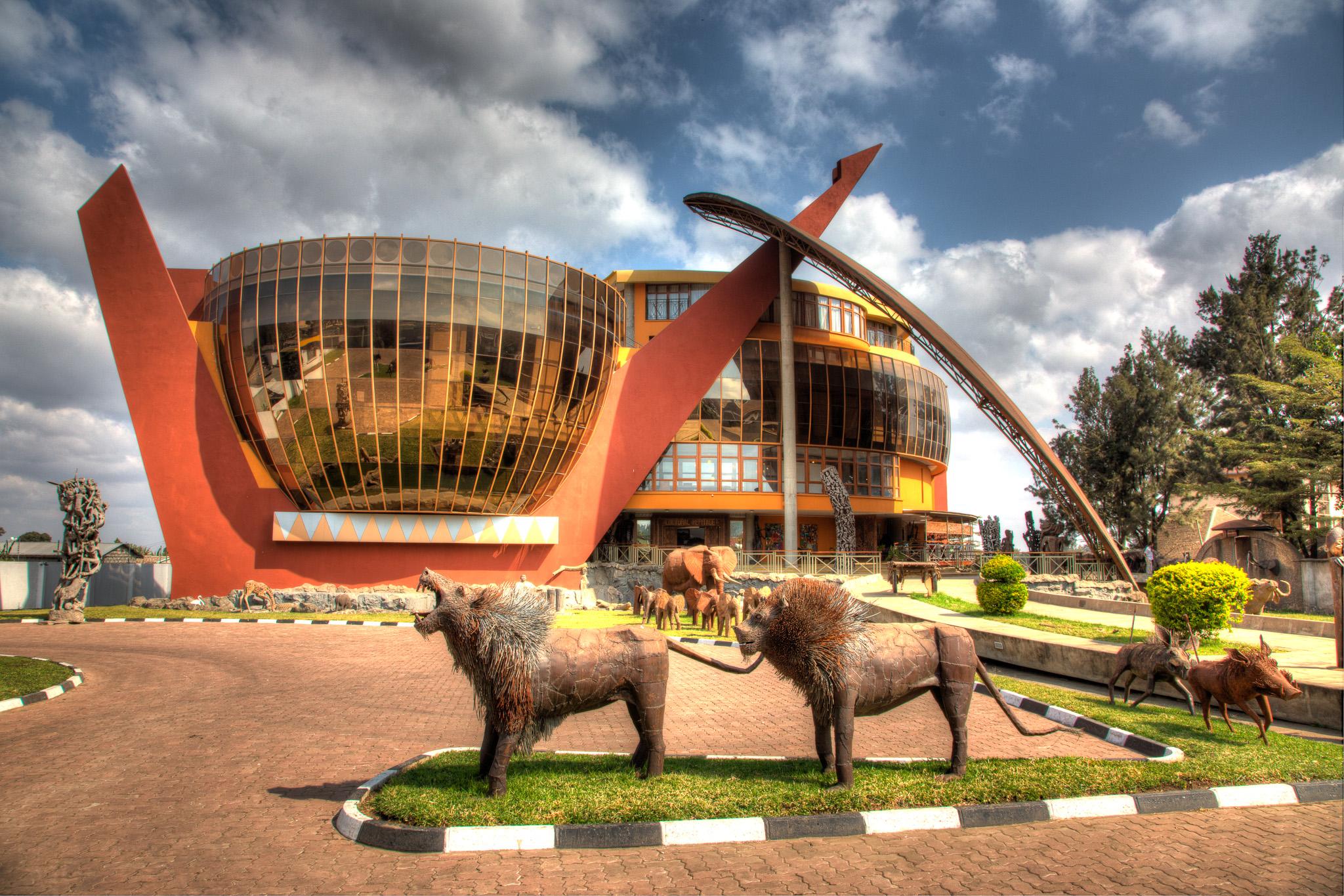 Arusha Cultural Heritage Center