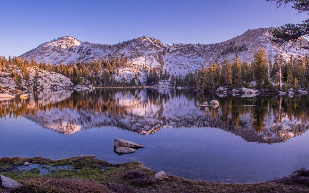 Dinkey Lakes Wilderness