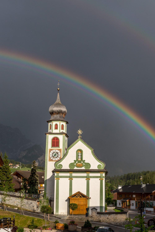 Alta Badia Dolomites Italy