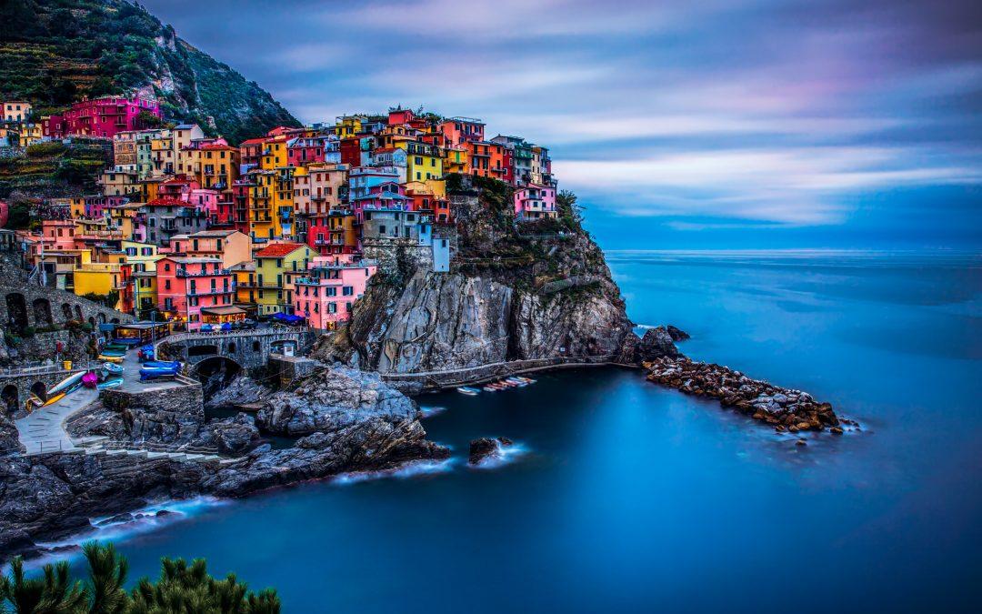 Cinque Terre – A Magical Place