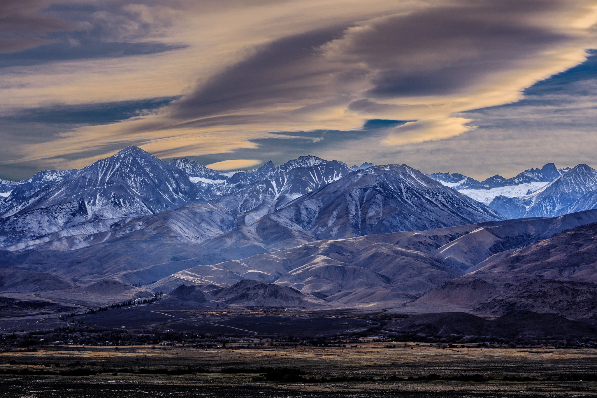 Eastern Sierra Neveda