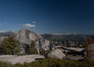 Half Dome Scouting