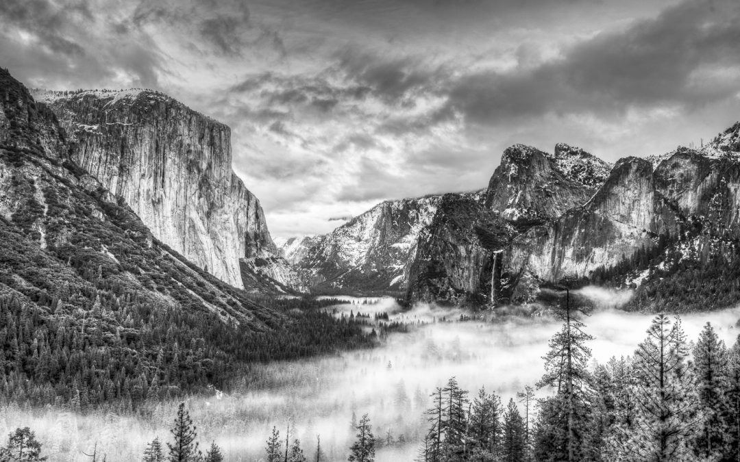 Does if have to be Black & White to be Real Landscape Photography