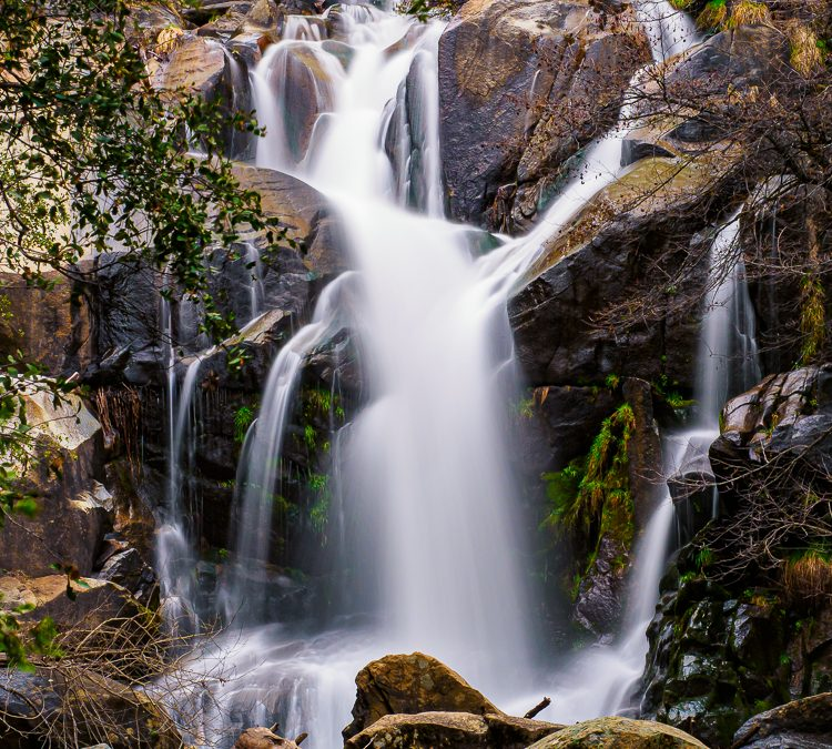 Corlieu Falls – Which do your like Best?