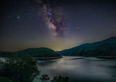 Pine Flat Lake Milky Way